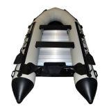 Pesca della barca gonfiabile per il crogiolo gonfiabile di PVC di certificazione del CE del motore esterno