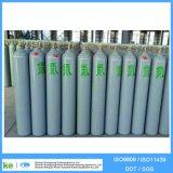 Cilindro de gás do hélio do aço sem emenda (ISO9809 /GB5099)