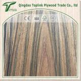 Natural / Engineerd Teca / carvalho / carvalho vermelho / cinza / cereja / branco folheado em chapa de madeira de madeira compensada de tijolos