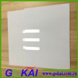 3mm elenco clara brilhante folha de acrílico para tubo de LED