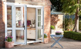 Exterior Double Entry Aluminium French Doors