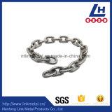 Alta catena a maglia dell'acciaio inossidabile della prova di G43 Nacm90