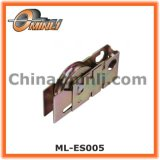 Poulie à rouleaux à une charge rapide pour portes coulissantes (ML-ES002)