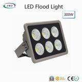 Bianco caldo/puro/freddo dell'indicatore luminoso del giardino dell'indicatore luminoso di inondazione del LED 300W