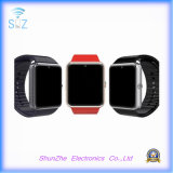 Bluetooth multifuncional Gt08 Fashion Relógio Smartwatch Andriod Sport Vigilância inteligente