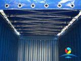 Gekühlter Kohlenstoffstahl-offener Behälter 20 FT/40 FT Versandbehälter