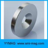 De sterke Magnetische Ring van het Neodymium met Verzonken Gat