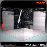 3Dアルミニウムファブリック熱い販売の展示会ブースデザイン