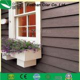 Do cimento de madeira aprovado da fibra da grão do Ce prancha externa do sarrafo de tapume