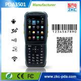 Terminal Handheld androide móvil rugosa del explorador del código de barras con el programa de lectura de RFID