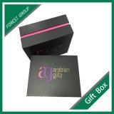 Коробка подарка бумаги нестандартной конструкции свободно образца (FP008)