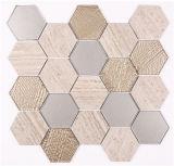 Hexagon Mozaïek van de Vorm voor de Decoratie van het Huis