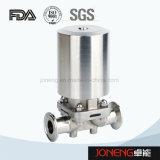 Три из нержавеющей стали способом гигиенических Мембранный клапан (Ин-DV1016)