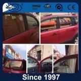 Pellicola metallica della tinta della finestra dell'automobile riflettente termoresistente UV del taglio