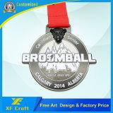 중국 제조자 큰 메달 (XF-MD02)가 주문 금속 기념품 메달에 의하여