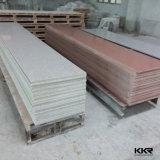 建築材料の平野の白100%の純粋なアクリルの固体表面シート
