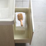 Governo di stanza da bagno a più strati fisso di legno solido