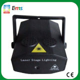 Fabricante por atacado Mini Laser Light Show Cheap Mini Laser Light 4 em 1 Mini Stage Light PVC Shell