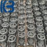 Pn40 Dn20 de Gegoten Klep van de Bol van het Roestvrij staal GOST/API/DIN