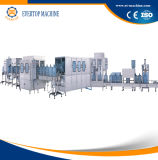 Zhangjiagang 5 gallons d'eau et le plafonnement de la machine de remplissage