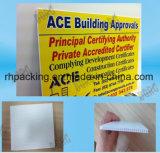Twinwall PP 상자, 플라스틱 판지, 인쇄를 가진 PP 과일 상자 또는 재상할 수 있는 폴리프로필렌 Corflute 과일 상자 접히는 상자