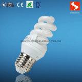 Popular! Lâmpada de poupança de energia espiral completa, lâmpada espiral CFL completa, luz de lâmpada espiral completa