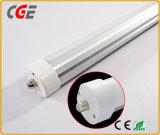 Alto tubo Lighhting di lumen 2.4m T8 LED per la fabbrica che illumina le lampade certe di qualità LED