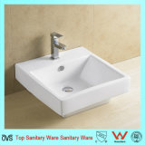 Atacado Best Price White Sanitary Ware Ceramic Countertop Sink