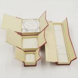 Коробка нового браслета кольца конструкции изготовленный на заказ упаковывая (J11-E2)