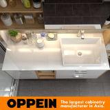 Oppein 미러 (BC17-HPL01)를 가진 잘 고정된 박층으로 이루어지는 목욕탕 허영