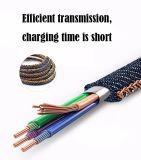 Los pantalones vaqueros más calientes de cable de datos con Micro y la iluminación de celular