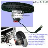 Regulador y palanca de mando de silla de ruedas de Powerchair en el motor de la moto de la movilidad del orgullo