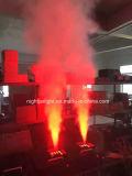 1500W LED de la etapa de la máquina de niebla luz efecto Nj-L1500W para la fase/DJ/discoteca/KTV/bodas/Iluminación discoteca