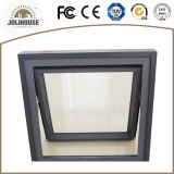 Ventana colgada superior de aluminio modificada para requisitos particulares fábrica de China