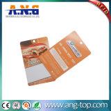 Impreso de alta frecuencia RFID Logicial inteligente Tarjeta de acceso