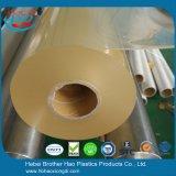 Feuille durable de rideau en porte de PVC de plastique vinyle d'espace libre respectueux de l'environnement de nature