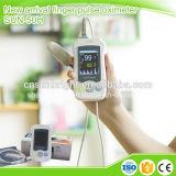 precio de fábrica de buena calidad Oxímetro de pulso de mano de Sun-50h