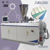Belüftung-Dach-Blatt-Produktions-Maschinen-Strangpresßling-Zeile