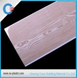 панель стены PVC Cielo Raso потолка PVC печатание 250*7.5mm высокая лоснистая деревянная