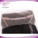 Frontal natural do cabelo humano 360 do cabelo do Virgin do Weave da onda do corpo