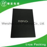 Cadre de papier de empaquetage se pliant estampé polychrome fait sur commande bon marché en gros de cadeau de carton dur compressible