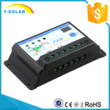 30AMP 12V/24V Sonnenkollektor-Batterie-Controller mit Light+Timer Steuerung S30I