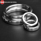 Tipo junta del anillo del octágono del acero inoxidable de API-6A 304