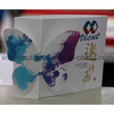 Cortador automático de amostras de papel plano com função de braços