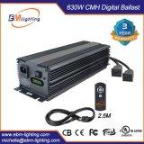 공장 630W CMH 전자 밸러스트 Hydroponic 시스템은 빛을 증가한다