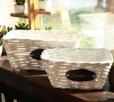 (BC-WF1030) a mano ecológica Sauce Natural Cesta de flores