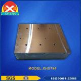 방송 전송기 고성능 알루미늄 합금 6063 단면도 열 싱크