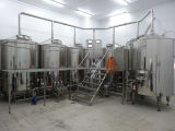1000L-3000L de Fabriek van het Bier van de hand/het Brouwen de Apparatuur van de Tank van de Sacharificatie van het Bier/van de Tank van de Gisting/van het Bierbrouwen van Nissan 1000L/Het Bier van de Ambacht