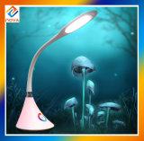 Luz al por mayor del vector de Dimmable LED del tacto, lámpara de vector ligera de la noche
