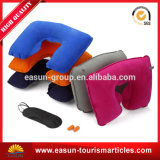 Cuscino portatile poco costoso del collo dell'automobile di corsa